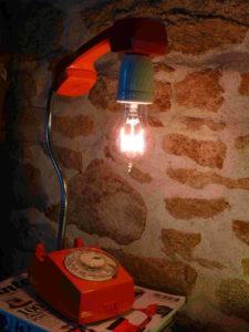 une belle ampoule Edison